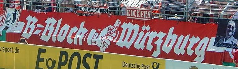 B-Block Würzburg (rot)