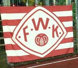 FWK Logo mit Querstreifen