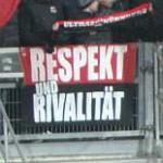 Respekt und Rivalität