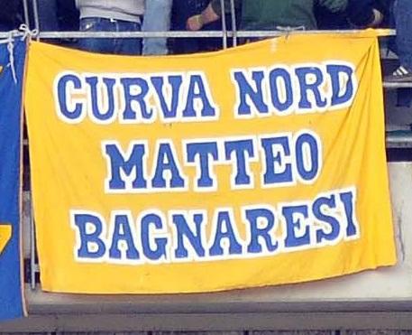 Curva Nord Matteo Bagnaresi