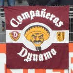 Compañeros Dynamo (weinrot)