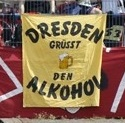 Dresden grüsst den Alkohol