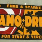 Dynamo Dresden (Vereins- und Stadtwappen)