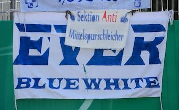 Ever Blue White