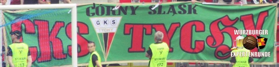 GKS Tychy (grün-rot)