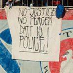 No Justice! No Peace!