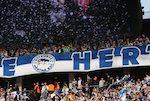 Ostkurve Hertha BSC (blau-weiß)