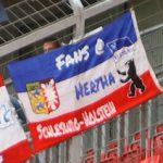 Fans @ Hertha Schleswig-Holstein