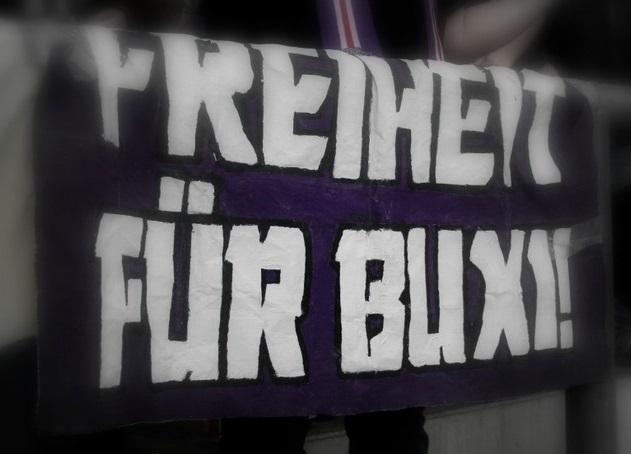 Freiheit für Bruxi!
