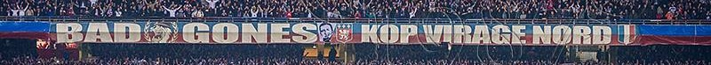 Bad Gones Kop Virage Nord