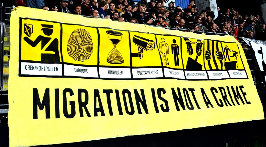 Migration ist not a crime