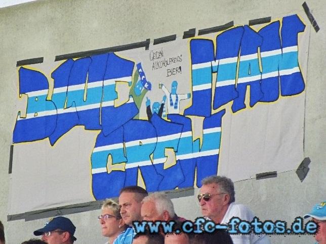 Blue Man Crew