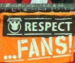 Respect ...Fans!