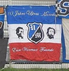 10 Jahre Ultras Mannheim