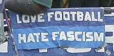 Love Football - Hate Facism (VfB Oldenburg)