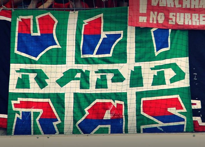 Ultras Rapid (klein, grün)