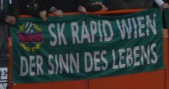SK Rapid Wien - Der Sinn des Lebens