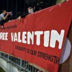 Free Valentin (St. Pauli, rot)