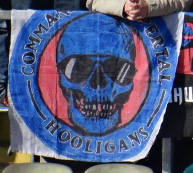 Commando Wuppertal Hooligans
