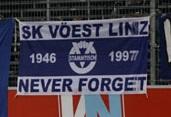 SK Vöest Linz never forget