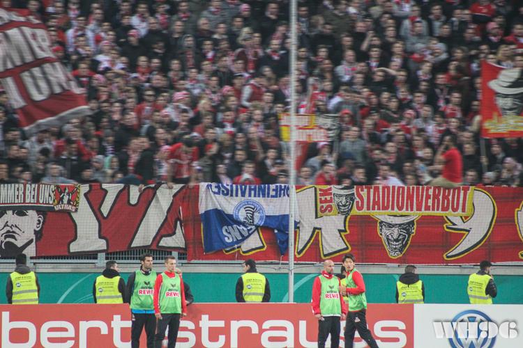 MSV-Fans Rheinhausen