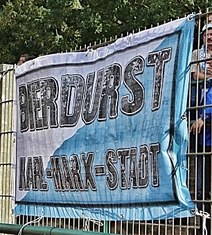 Bierdurst Karl-Marx-Stadt