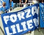 Forza Lilien (zweizeilig)