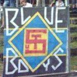 Blue Boys (Koblenz mit Vereinslogo)
