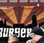 Augsburger Jungs (mit Skyline, gelb-weinrot)
